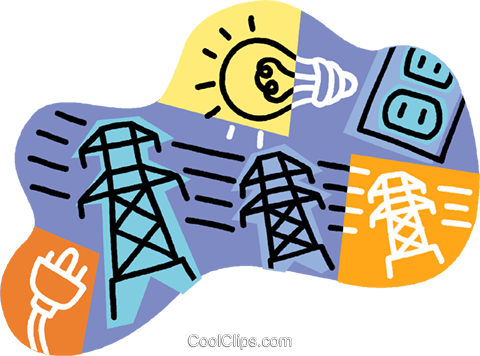 Engineer clipart electricity.