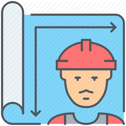Engineer clipart home builder.