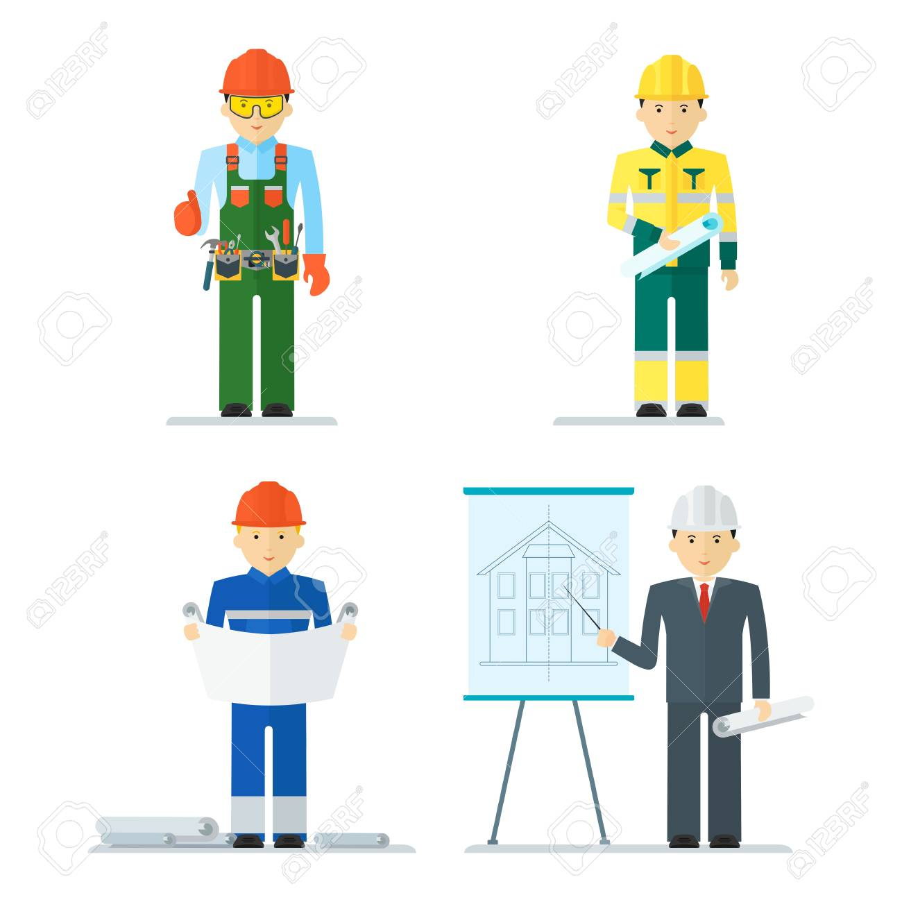 Engineer clipart production engineer.