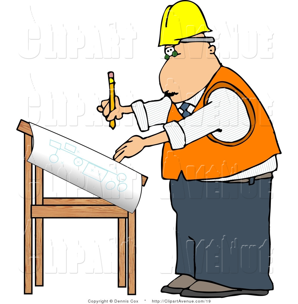 Engineer clipart quality engineer.