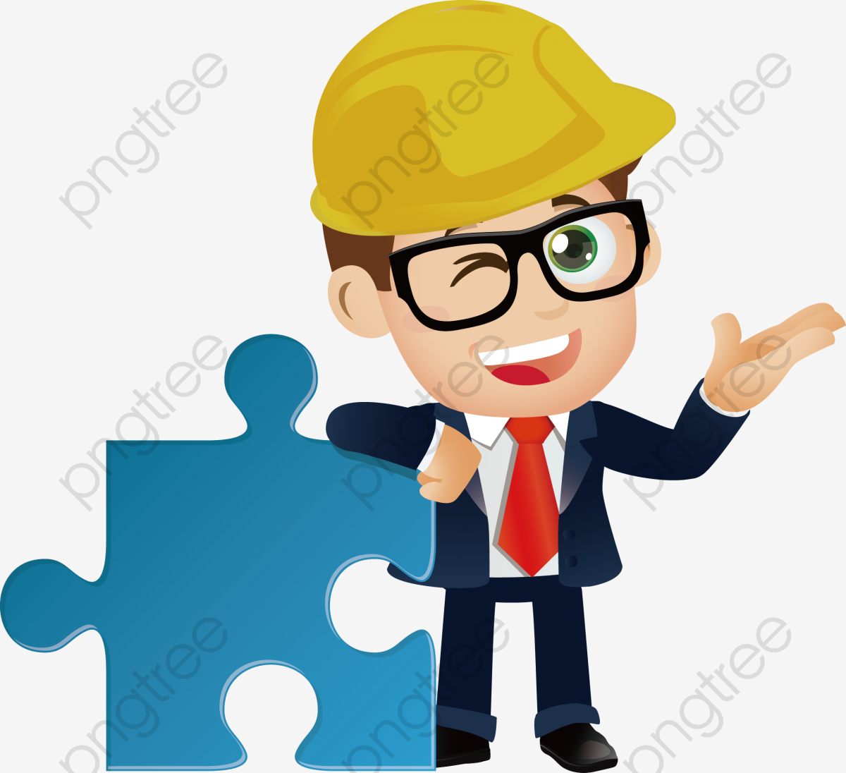 Engineer clipart safety engineer.