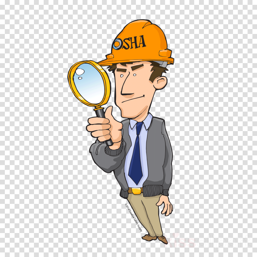 Engineer clipart site inspection.