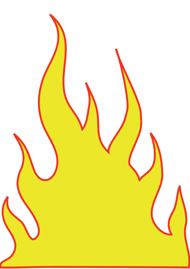 flame clipart royalty free