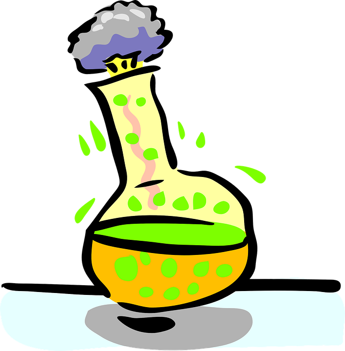 Explosion clipart cartoon.