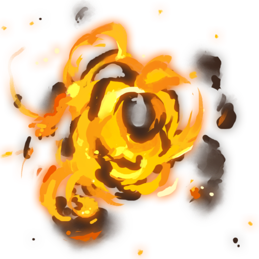 Explosion clipart explosion animation.