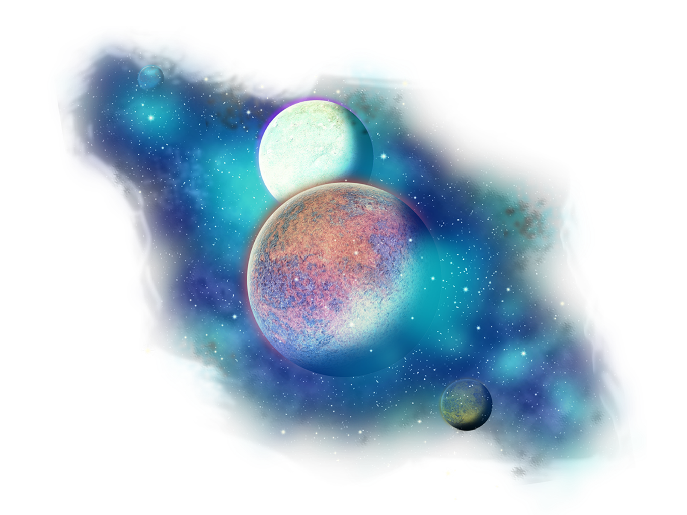 galaxies clipart galaxy collision png transparent background image