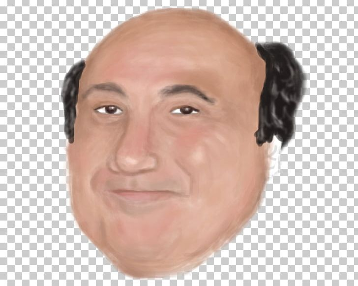 danny devito clipart drawing