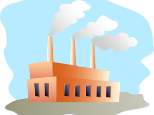 Factory clipart agriculture sector.