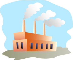 Factory clipart animated.