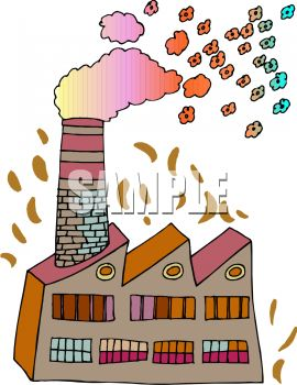 Factory clipart candy factory.