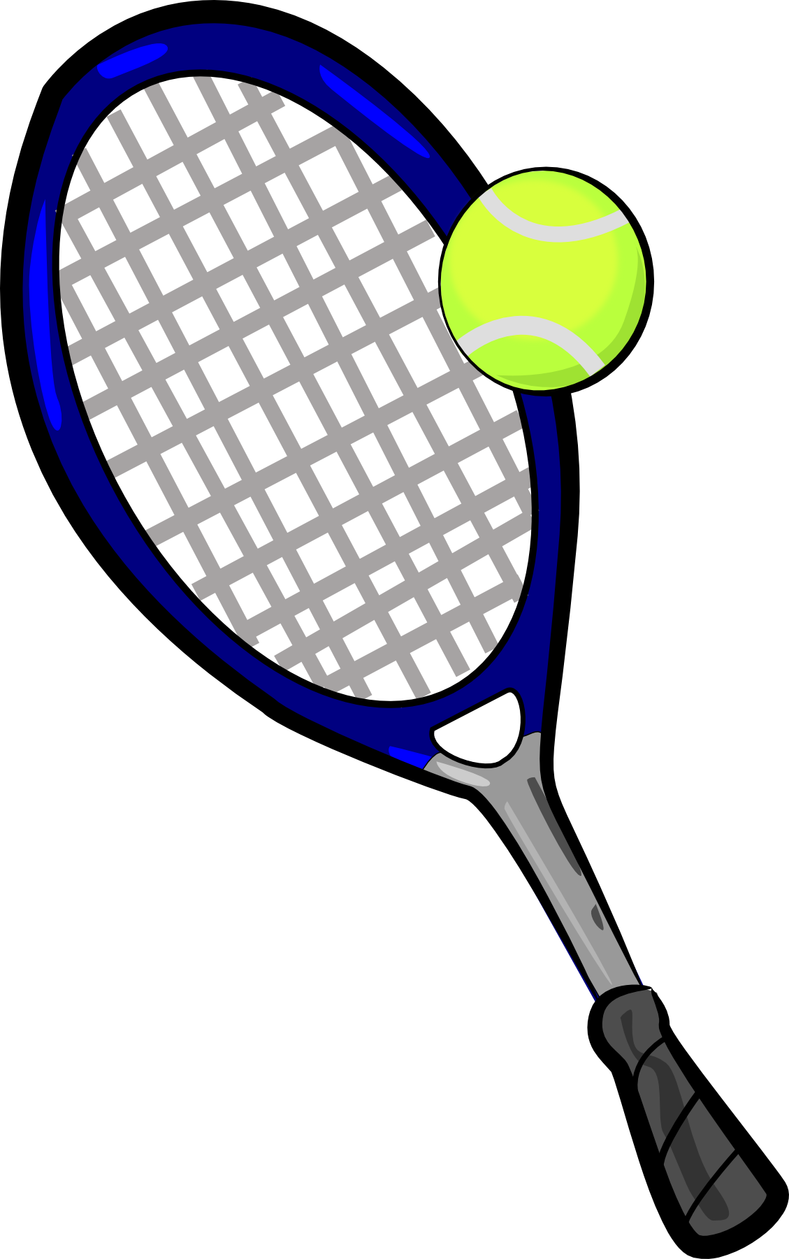 tennis clipart animated