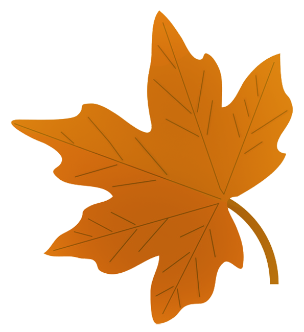 Autumn clipart leaves.