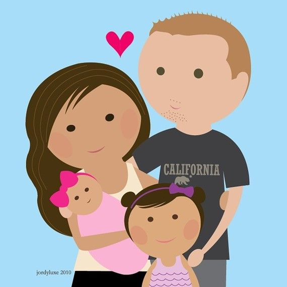 Family clipart familiar.