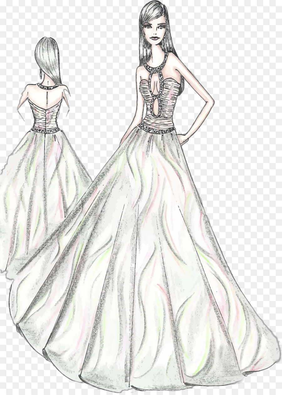 Fashion clipart fashion drawing.