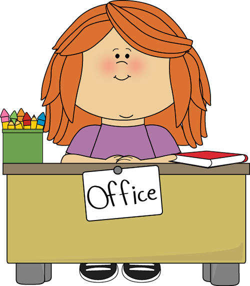 secretary clipart general manager