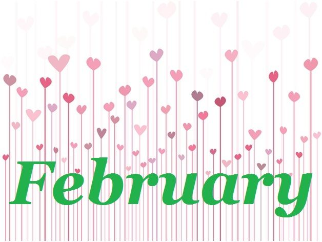 February clipart february event.