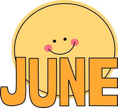 june clipart snoopy