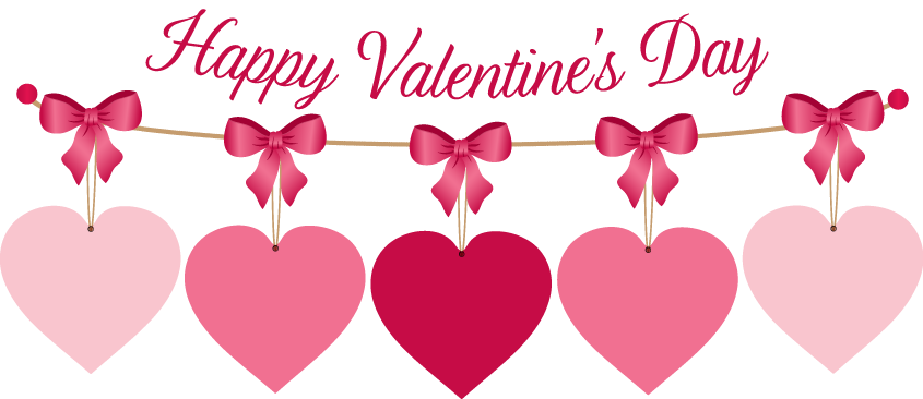 valentine day clipart free copyright