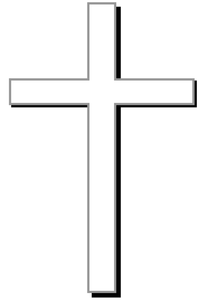 christian clipart cross