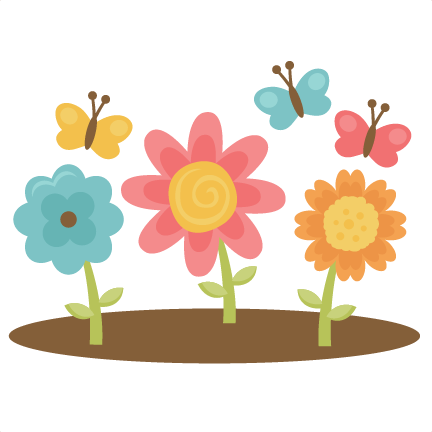 February clipart spring.