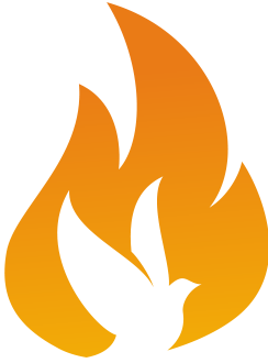 Fire clipart holy ghost.