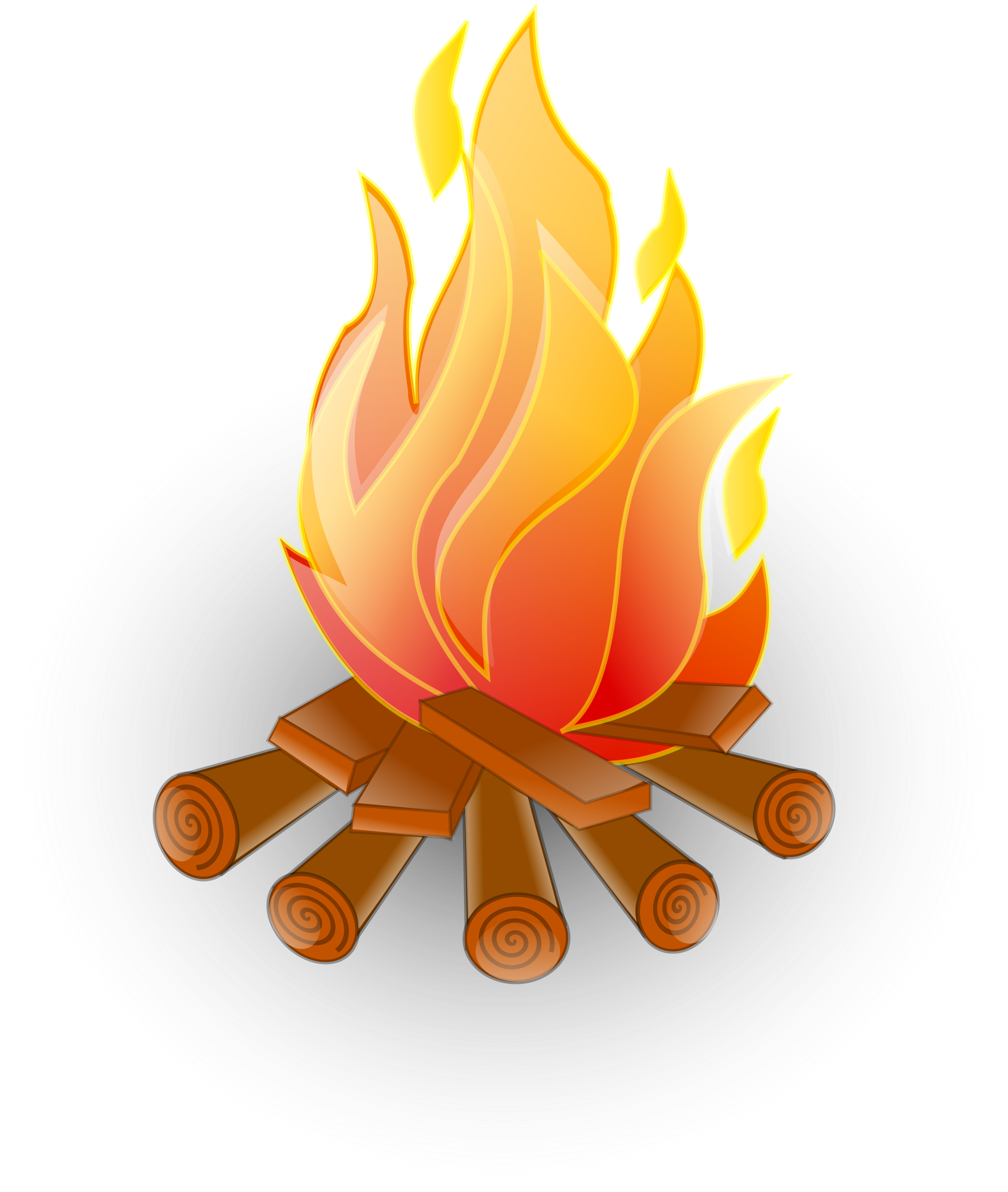 apoy clipart camp fire