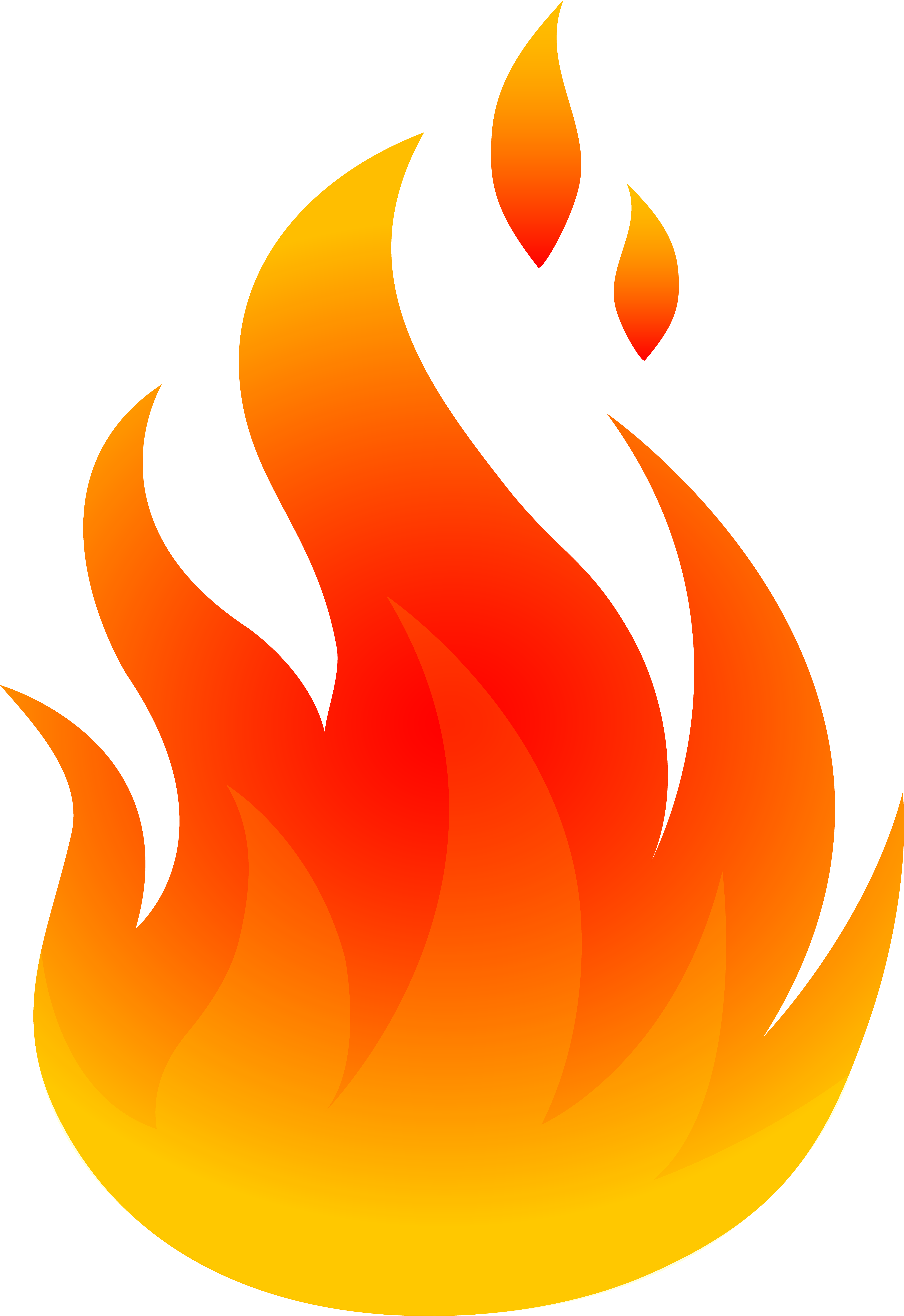 flame clipart fire