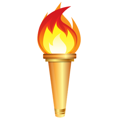 torch clipart transparent background