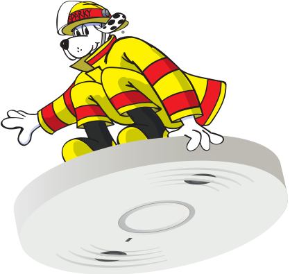 Firefighter clipart fire prevention.