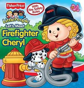Firefighter clipart fire safety rule.