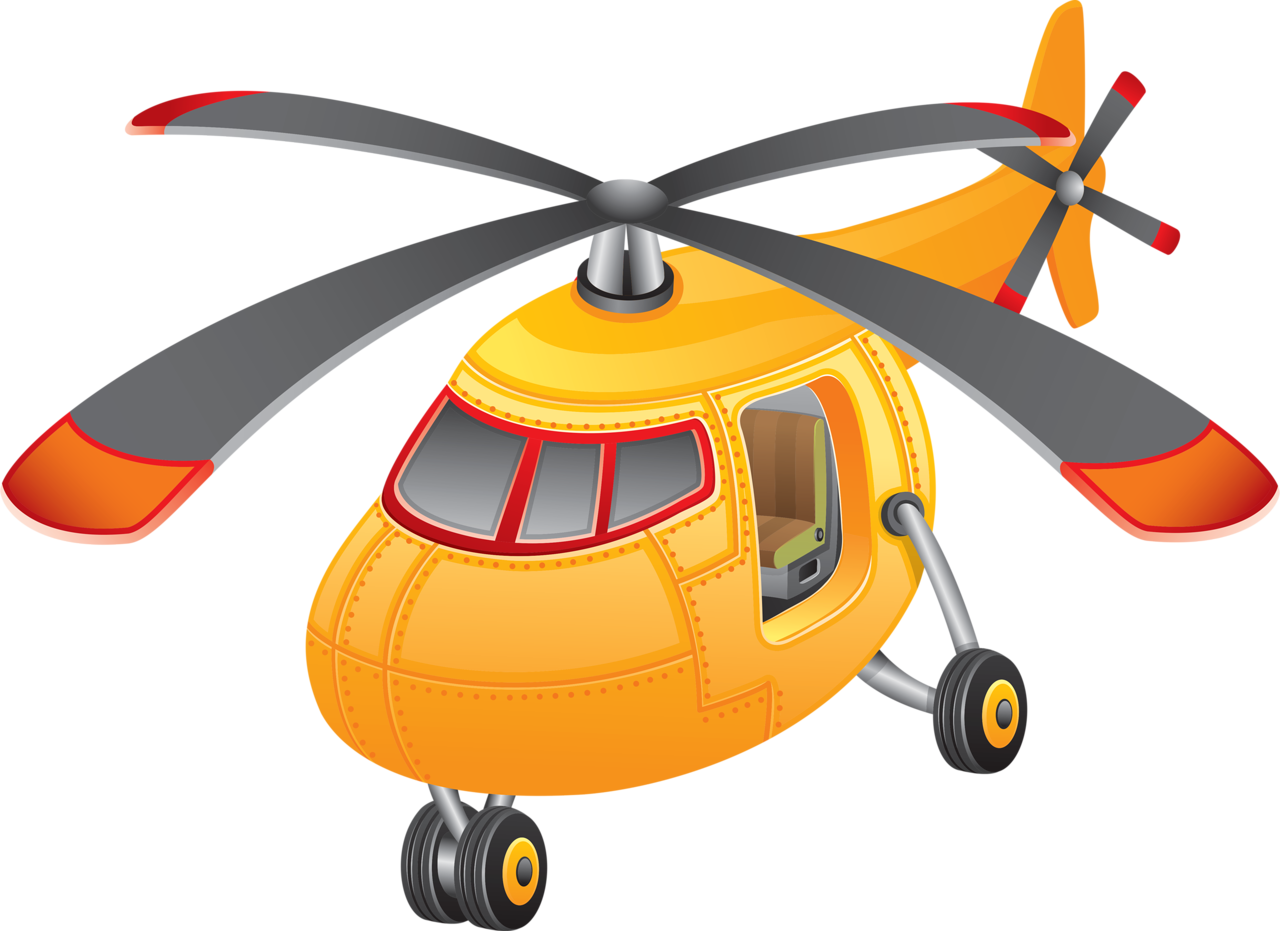 Firefighter clipart helicopter.