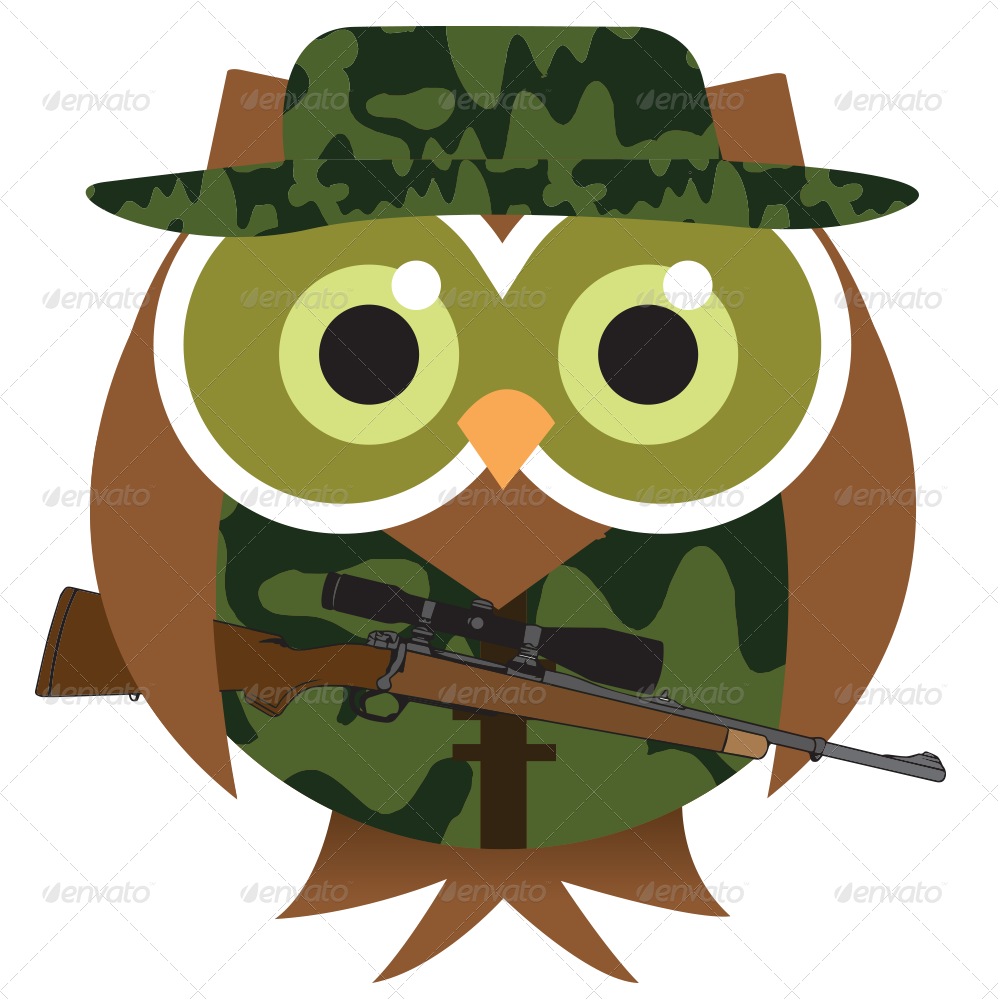 Firefighter clipart owl.
