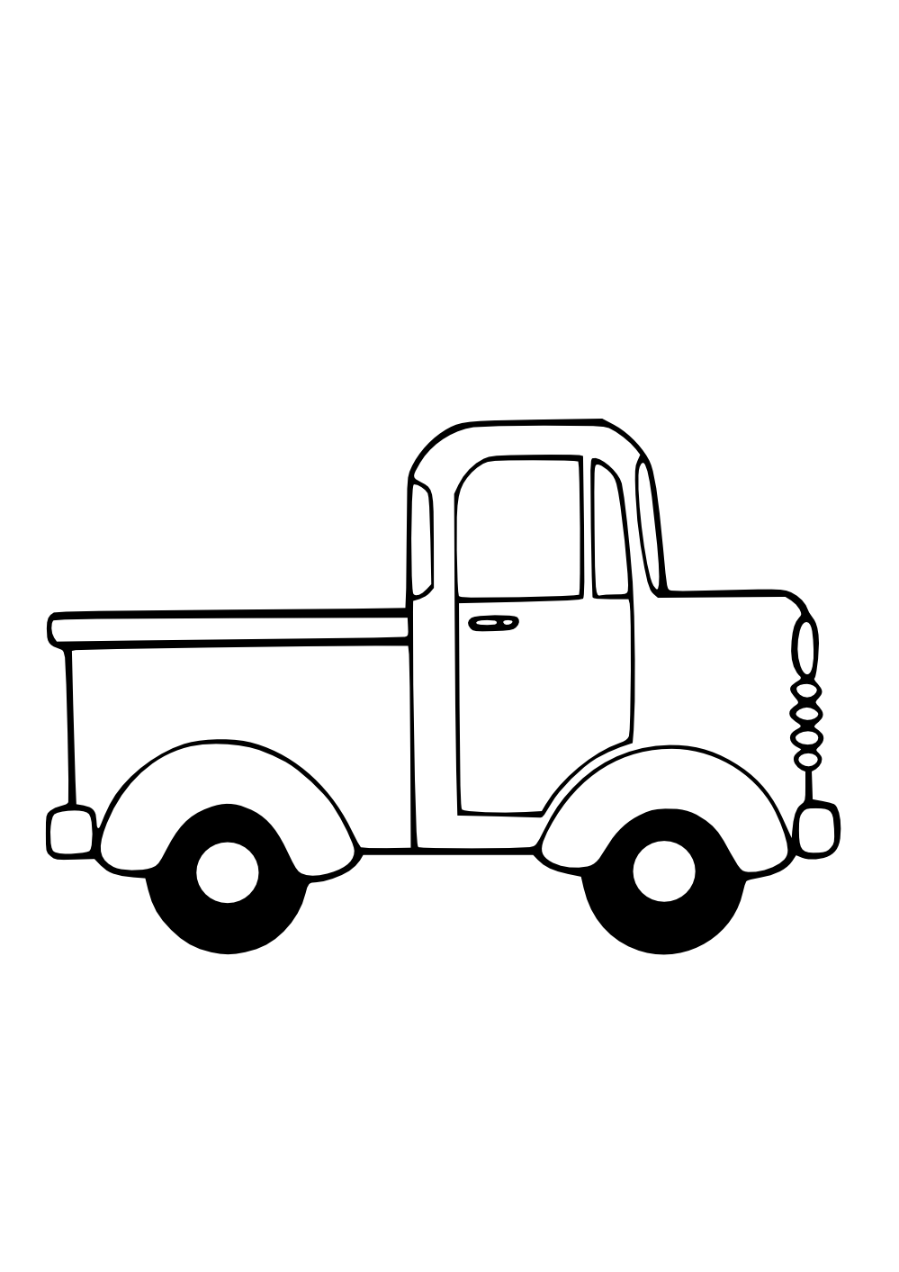 pickup clipart
