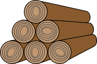 Firewood clipart animated.