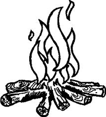 Firewood clipart drawing.