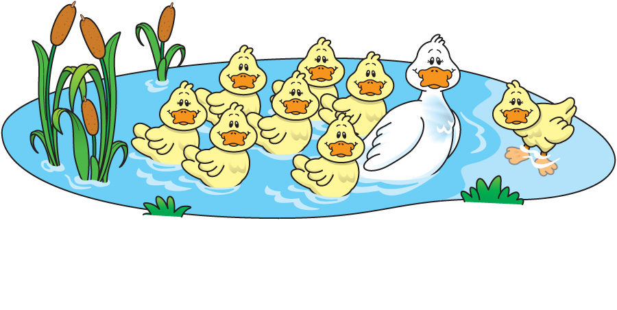 lake clipart pond