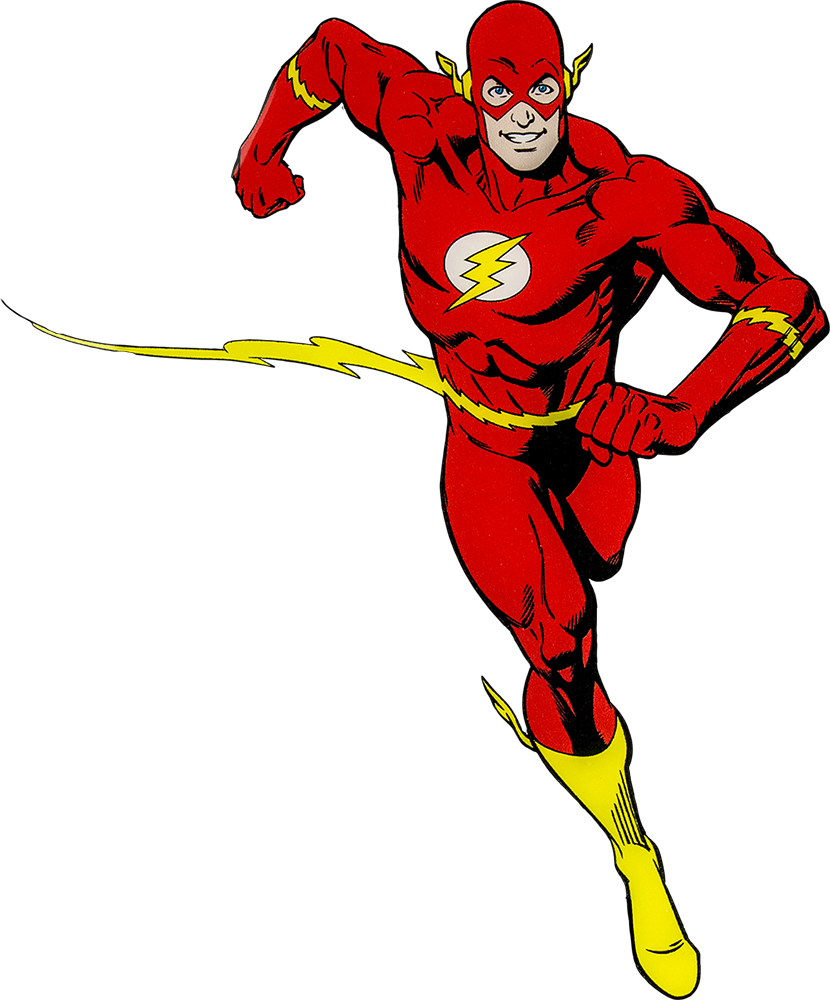 the flash clipart transparent background