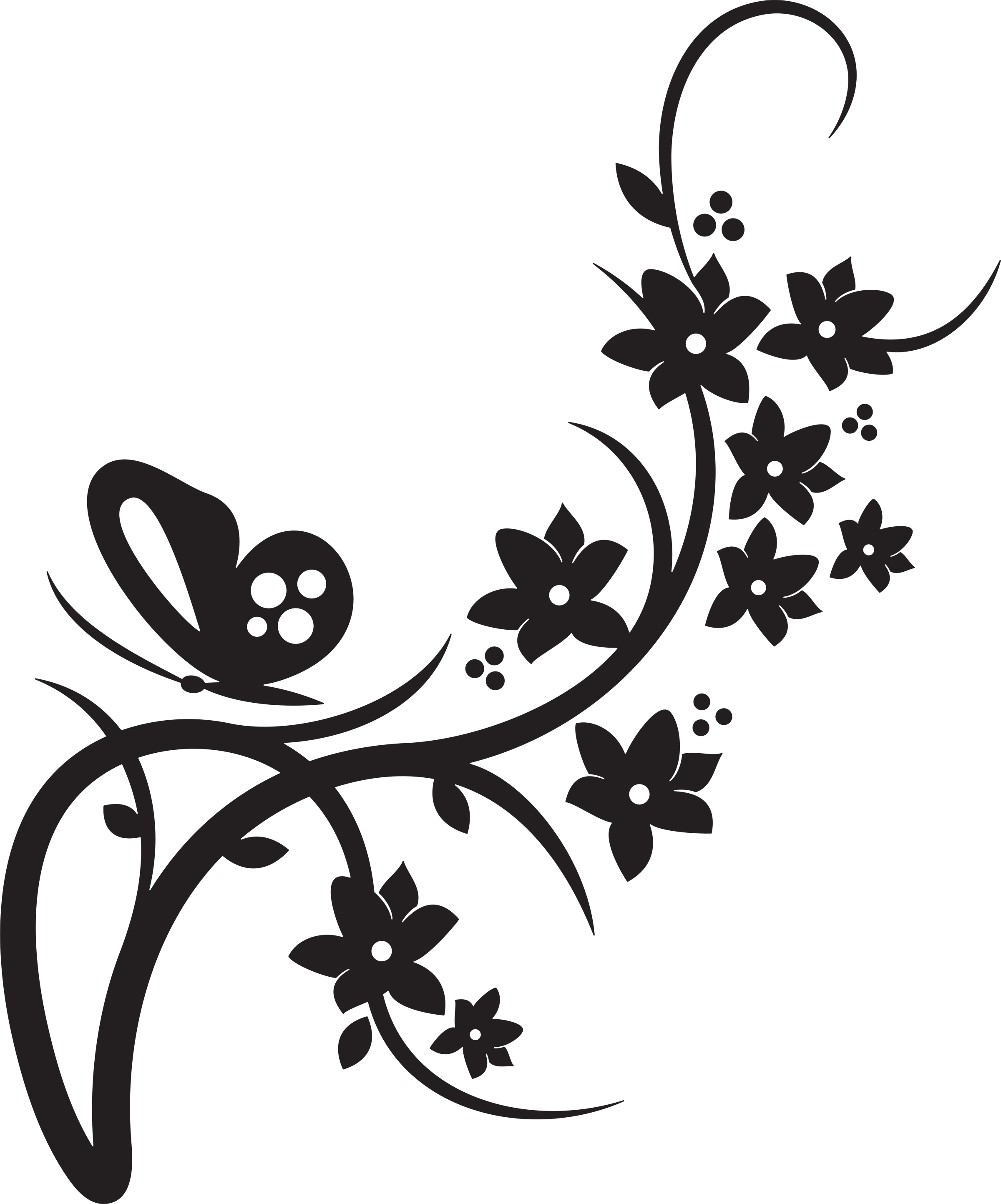 rose clipart black and white wedding