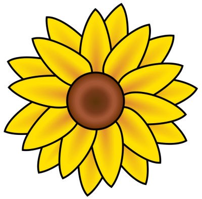 cool clipart flower