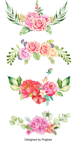 free floral clipart high resolution