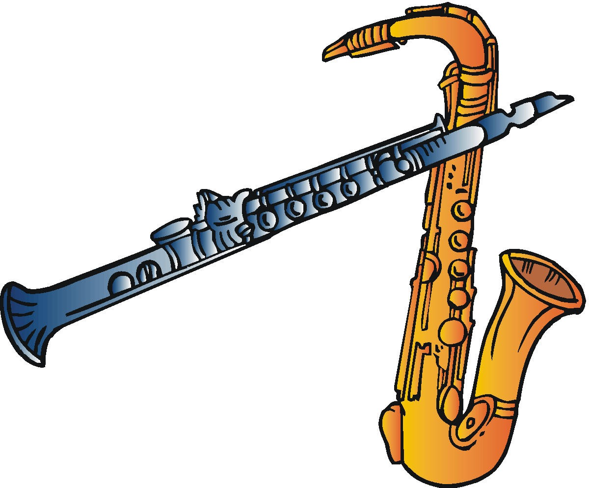 clarinet clipart woodwind