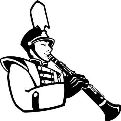 marching band clipart trumpet