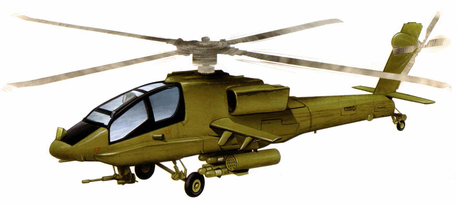 military clipart helicopter