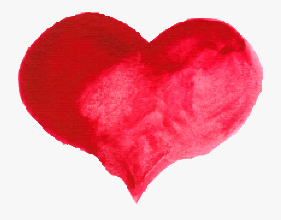 Free heart clipart watercolor.