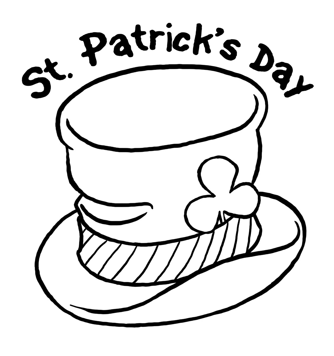 Free st patricks day clipart color.