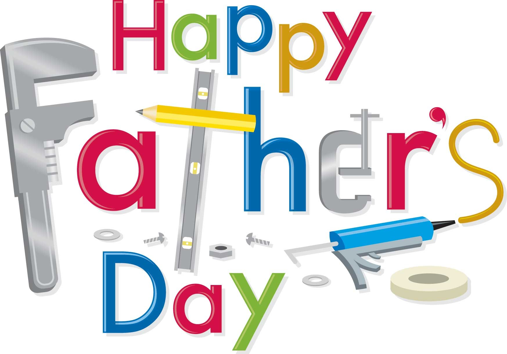 father s day clipart border