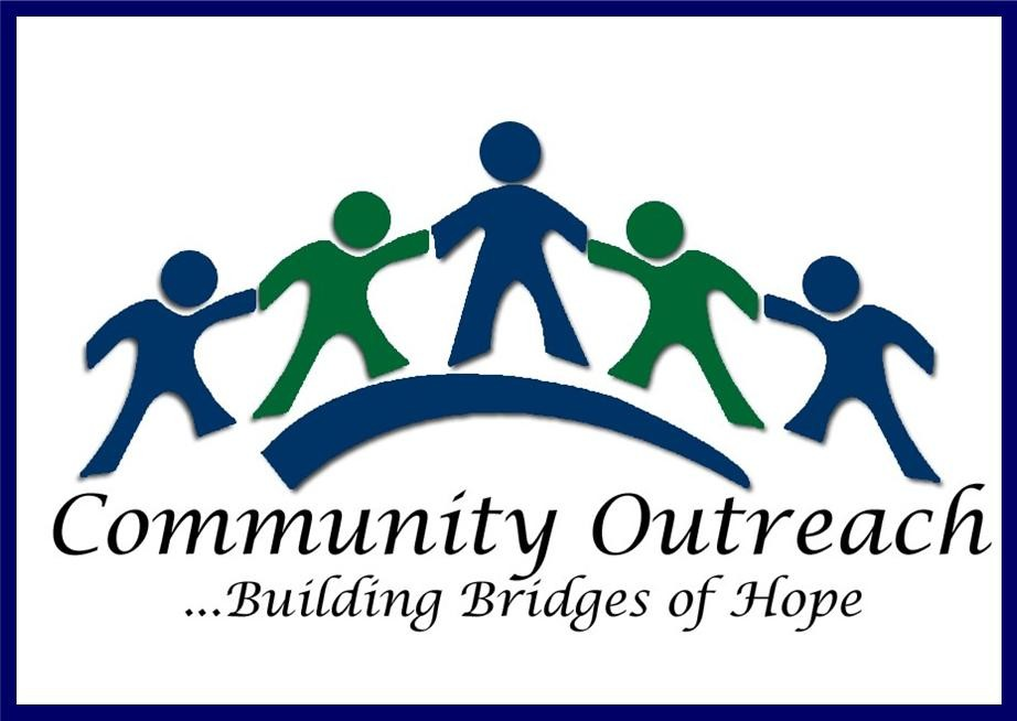 Help clipart community outreach.