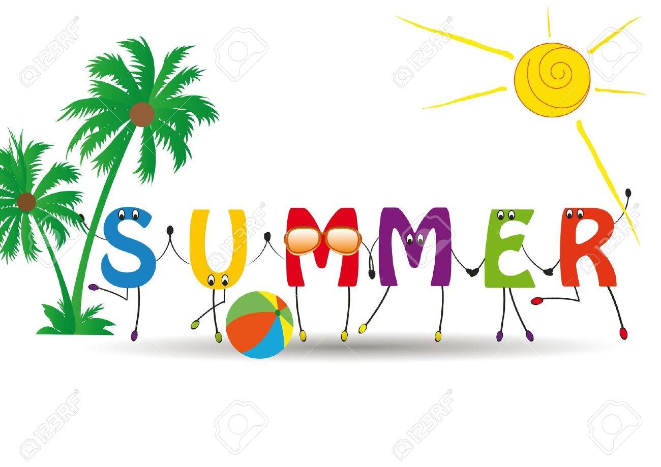 Fun clipart summer.