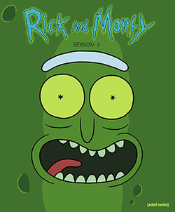 rick and morty portal clipart realistic