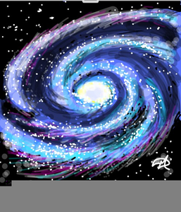 galaxies clipart royalty free